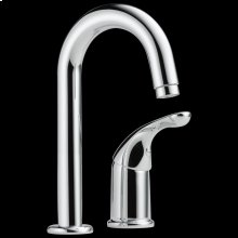 Chrome Single Handle Bar / Prep Faucet