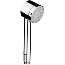 "Chrome Plate 2 3/4"" Multi-function, easy clean hand shower"