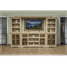 TV Stand for Wall-Unit