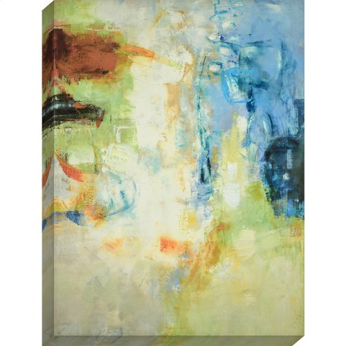 Blue - Gallery Wrap