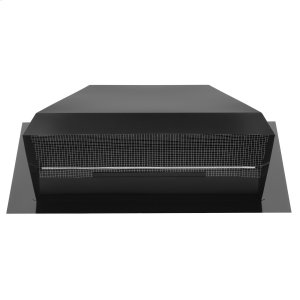 BroanBroan-NuTone® Roof Cap for High Capacity Fans up to 1200 CFM, in Black