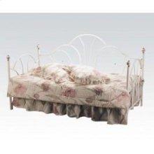 Day Bed W/porcelain Knob