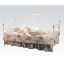 Day Bed W/porcelain Knob