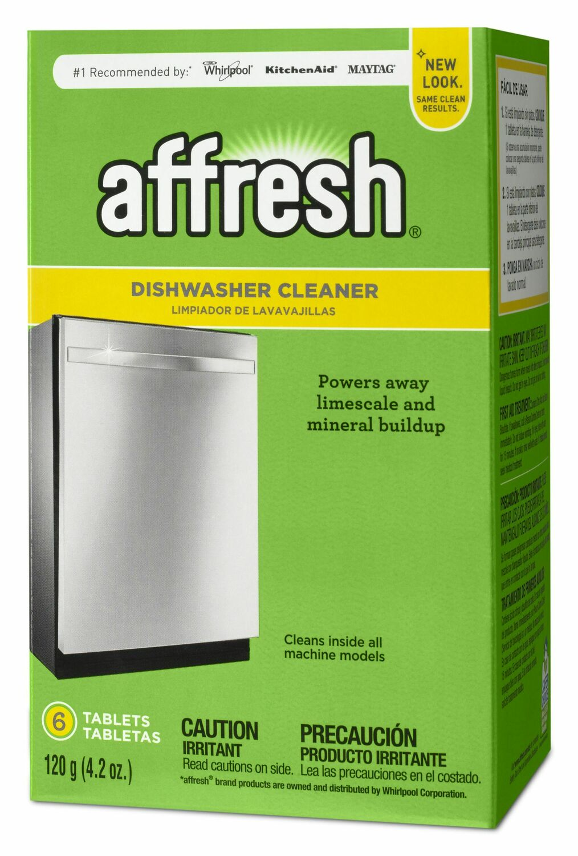 AmanaDishwasher Cleaner Tablets - 6 Count - Other