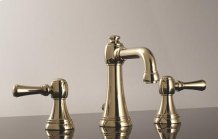 Tower Collection Widespread Faucet in Polished Chrome