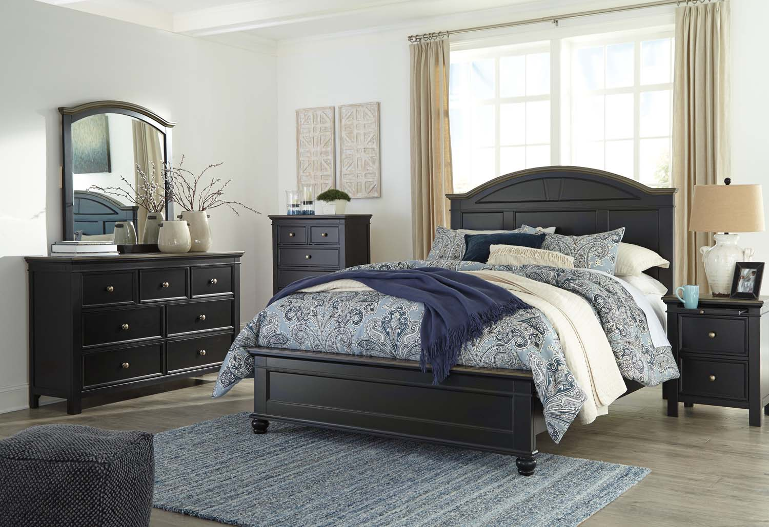 B628B2 in by Ashley Furniture in Kissimmee FL Froshburg Two