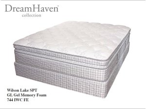 Dreamhaven - Harbor Shores - Super Pillow Top - Full Product Image