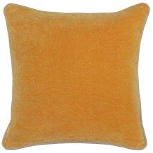 SLD Heirloom Velvet Mango18x18