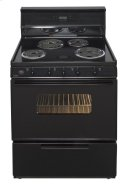 30 in. Freestanding Electric Range in Biscuit Product Image