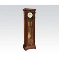 D. Walnut Grandfather Clock Product Image