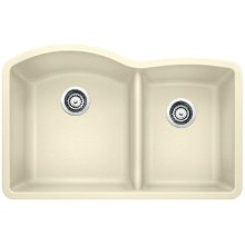 Blanco Diamond 1-3/4 Bowl With Low-divide - Biscuit