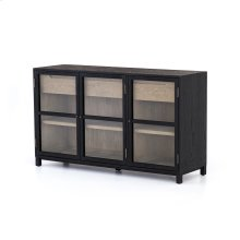 Millie Sideboard-drifted Black