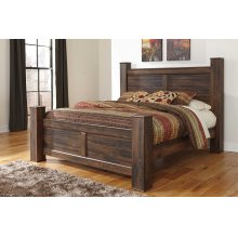 King Poster Footboard