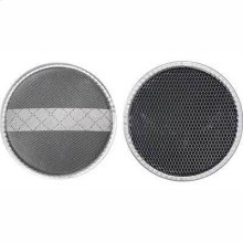 "Type Xh2 Non-Ducted Replacement Charcoal Filter 8.0"" Diameter x .059"""