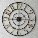 Braxton Clock Product Image