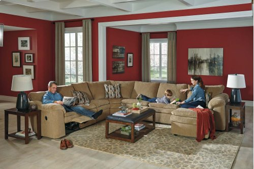 Coats - Dune 4 Piece Sectional