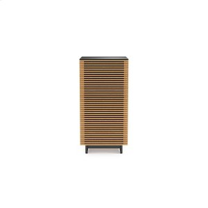 Bdi FurnitureAudio Tower 8172 in White Oak