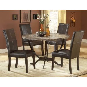 Hillsdale FurnitureMonaco 5pc Round Dining Set