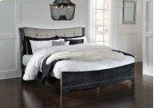 Amrothi - Black 3 Piece Bed Set (King)