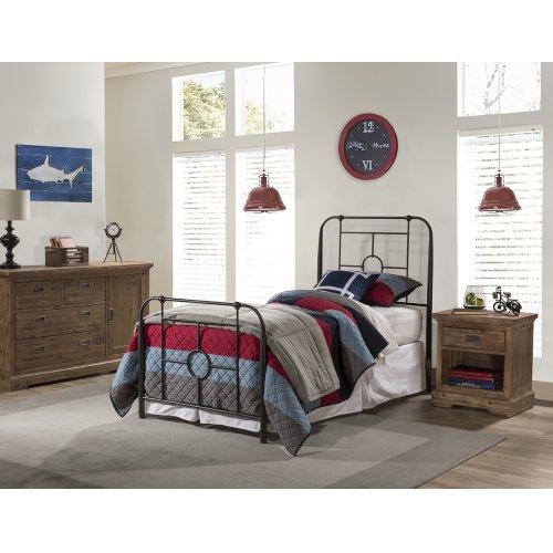 Trenton Bed Set - Twin