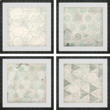 Hexagon Tiles Pk/4