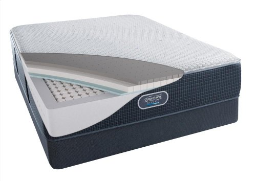 BeautyRest - Silver Hybrid - Bay Point Heights - Tight Top - Luxury Firm - Full