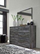 Baystorm - Gray 2 Piece Bedroom Set Product Image