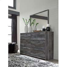 Baystorm - Gray 2 Piece Bedroom Set