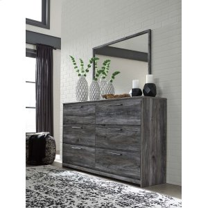 Ashley Furniture Baystorm - Gray 2 Piece Bedroom Set