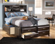 Ashley 4-Piece Full Storage Bedroom Set