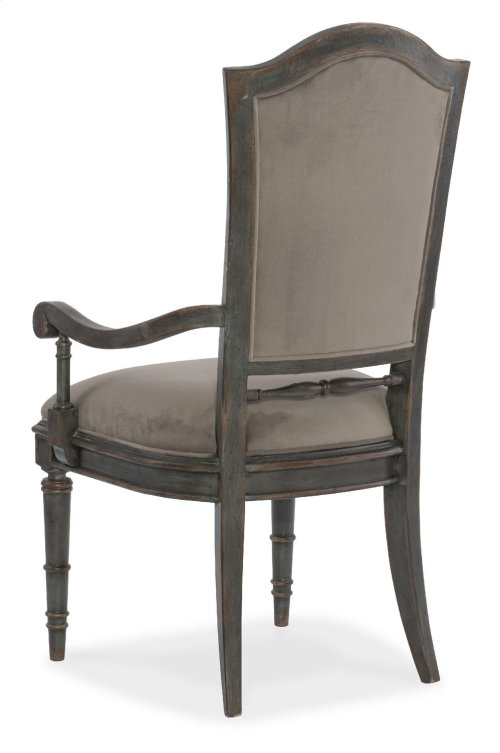 Dining Room Arabella Upholstered Back Arm Chair
