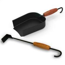 Ash Pan and Rake