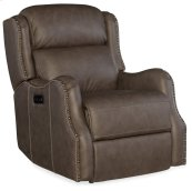 Living Room Sawyer Power Recliner w/ Power Headrest