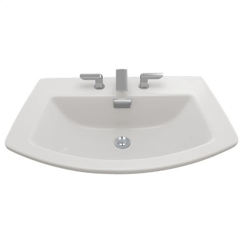Soiree® Self-Rimming Lavatory - Colonial White