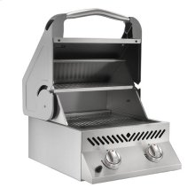 Infrared SIZZLE ZONE Grill Head.