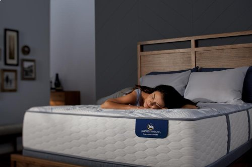 Perfect Sleeper - Elite - Haddonfield - Tight Top - Plush - Queen