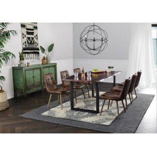 Roosevelt Side Chair Chestnut