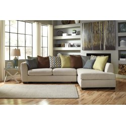 Casheral - Linen 2 Piece Sectional