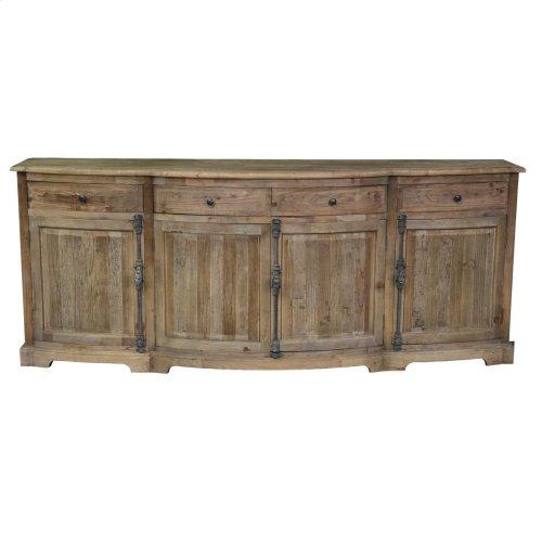 Balthazar 4Dr 4Dwr Sideboard