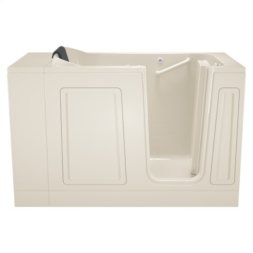 Acrylic Luxury Series 30x51 Right Drain Walk-in Bathtub with Air Spa System  American Standard - Linen