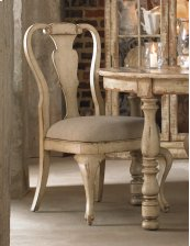 Dining Room Wakefield White Splatback Side Chair