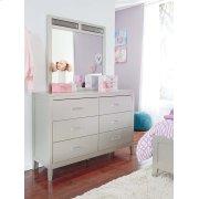 Olivet - Silver 2 Piece Bedroom Set Product Image