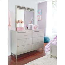 Olivet - Silver 2 Piece Bedroom Set
