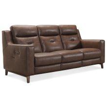 Living Room Lachlan Power Recline Sofa w/ Power Headrest