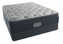 BeautyRest - Silver - Sunkissed - Summit Pillow Top - Luxury Firm - Queen - Mattress only