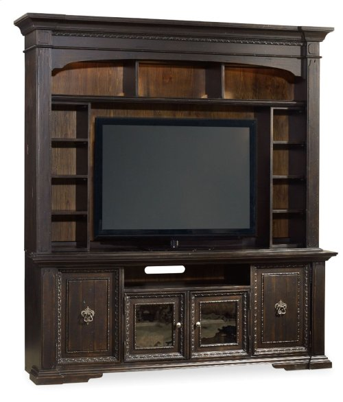 Home Entertainment Treviso Entertainment Console