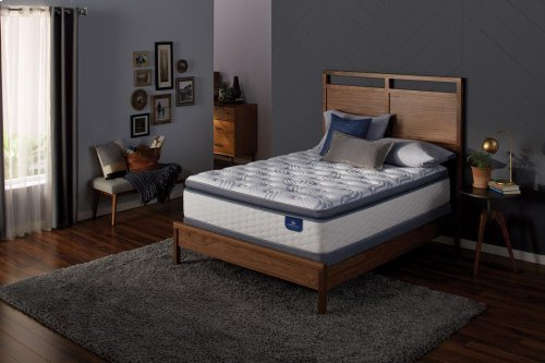 Perfect Sleeper - Select - Kirkville - Super Pillow Top - Twin
