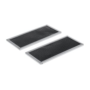 WhirlpoolMicrowave Hood Charcoal Replacement Filter - 2 Pack