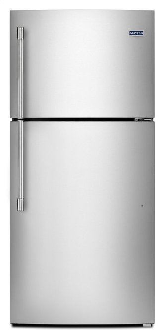 30-inch Wide Top Freezer Refrigerator with PowerCold(R) Feature- 18 CU. FT.