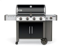 Genesis II LX E-440 gas Grill Black Natural Gas